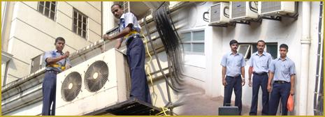 Airconditioners Maintenance