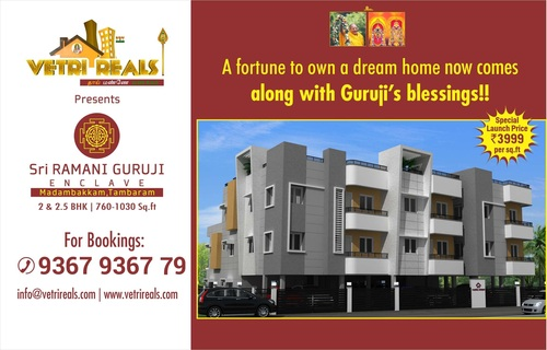 Ramani enclave Apartments