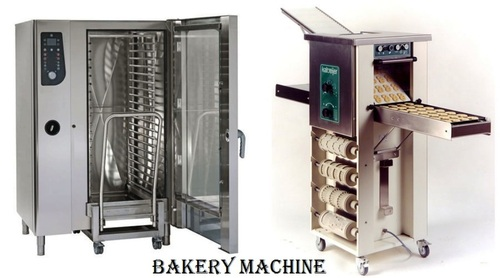 BAKERY BISCUITS & RUSK MAKING MACHINE URGENT SALE IN BELLAMPALI,TILANGANA