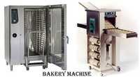 BAKERY BISCUITS & RUSK MAKING MACHINE URGENT SALE IN BELLAMPALI,TILANGANA