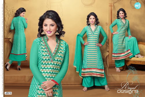 Party wear fancy salwar kamiz