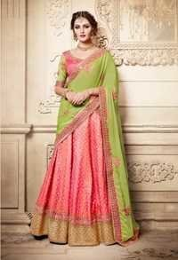 Wedding Rich Lehengas