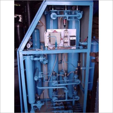 OXYGEN GAS GENERATOR-7.5 M3/HR ( 25 CYLINDERS PER