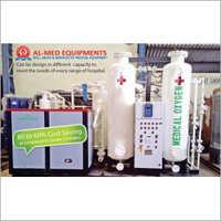 Onsite Medical Grade Oxygen Generator Plant 15 NM3