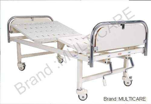 Hospital Fowler Bed ( S.S. Panel)