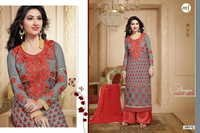 Fancy party wear salwar kamiz suit