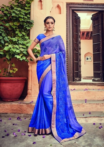 Designer saree for party wear
