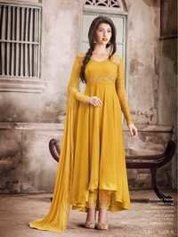 Stylish Anarkali Suits With Handwork