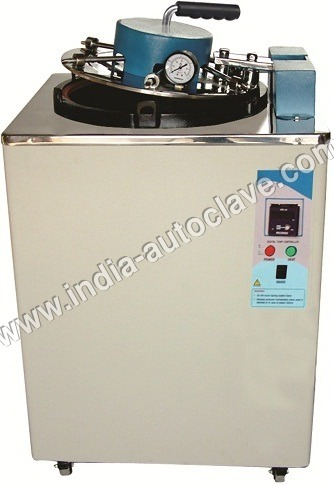 Vertical Autoclave - Single Lever