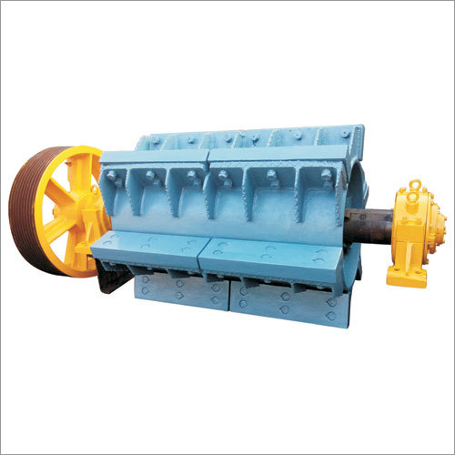 Crusher Rotor For Impactor