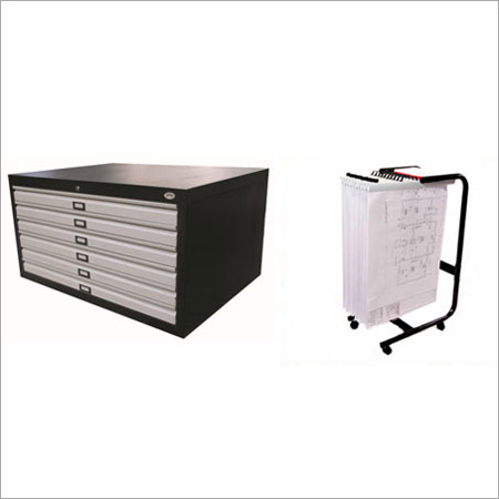 Drawing File Cabinet