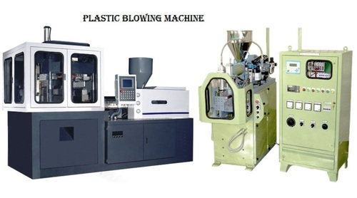 PLASTIC,BLOW,MOULDING MACHINE URGENT SALE IN UPPAL KALAN,TALEGANA