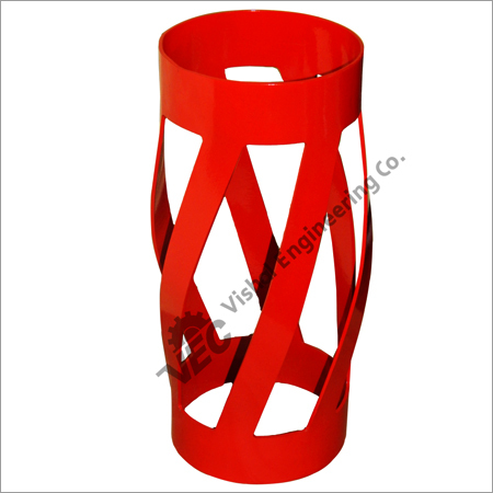 Spiral Bow Single Piece Centralizer