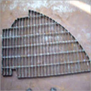 Industrial Mild Steel Gratings