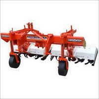 Inter Row Rotary Weeder