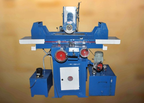 Vertical Surface Grinder