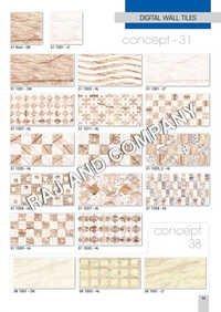 Digital Highlighter Wall Tiles