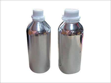 Cylindrical Aluminum Containers