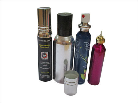 Printed Aluminum Spray Bottle