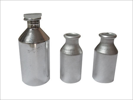 Aluminum Seal Bottles