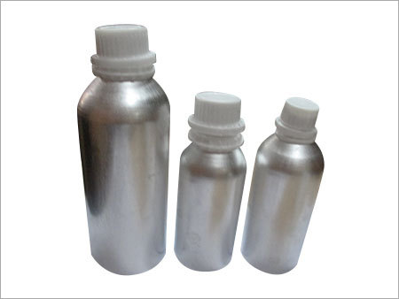 Aluminum Frosted Bottles