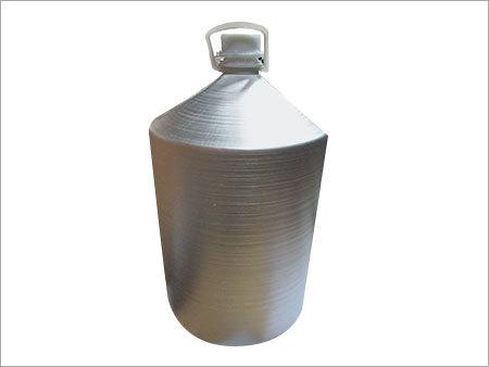 Aluminum 25 ltr Container