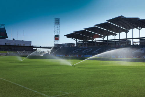 Sports Field Irrigation System