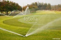 Golf Course Irrigation System