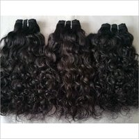 One donor curly hair,natural black