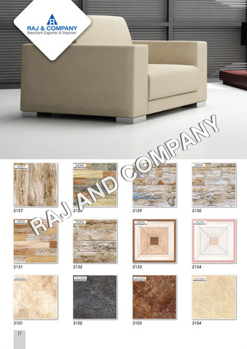 Digital Vitrified Floor Tile
