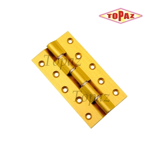 Solid Brass Lock Washer Railway Hinges