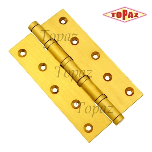 Solid Brass Bearing Hinges For Heavy Door