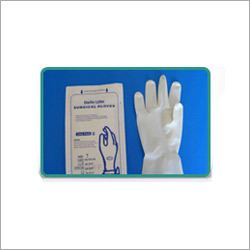 Sterile Latex Examination Gloves
