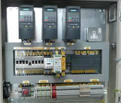 Siemens AC Drive Panel