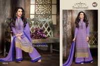 Eid Special Purple Plazzo By Karishma Kapoor