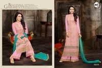 Eid Special Light Pink Plazzo By Karishma Kapoor