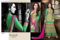 Eid Special Greeny Plazzo By Karishma Kapoor