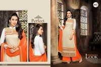 Eid Special Whity Orange Plazzo By Karishma Kapoor