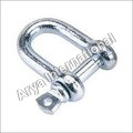 Galvanised D Shackle