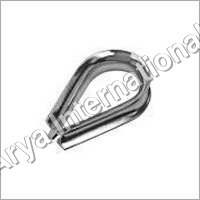 Stainless Steal Wire Ropes Thimbles