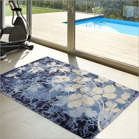 Flower Printed Carpet