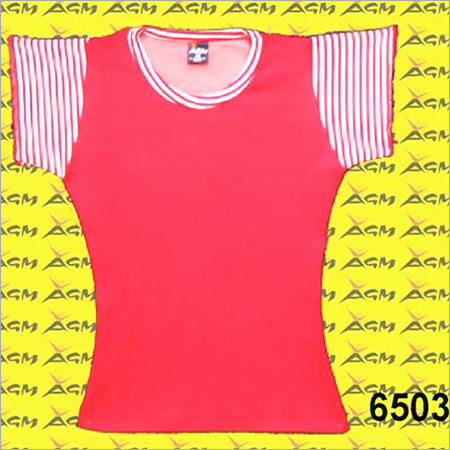 Girls Sports T Shirts