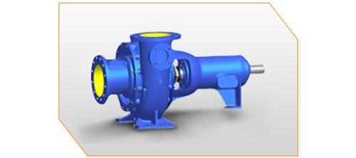 Solid Handling Non-Clog Pump (SHL)