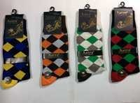 Modern Colour Socks