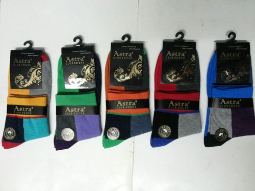 Multi Colour Socks