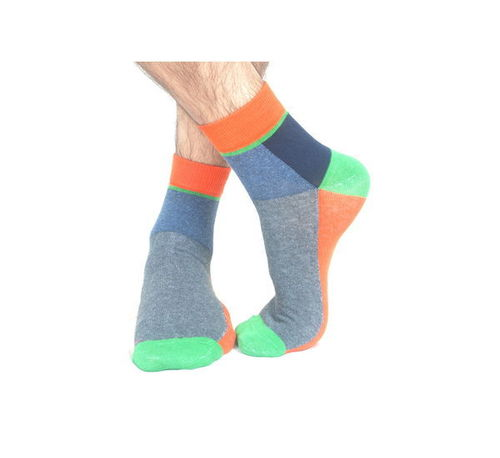 Neon Ankle Socks