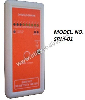Surface Resistivity Meter SRM-01