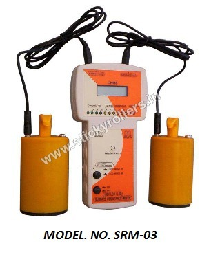Surface Resistivity Meter (SRM-03)