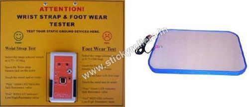 ESD Footwear Combo Tester