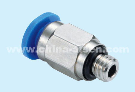COMPACT MALE CONNECTOR